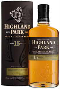 Highland Park Scotch Single Malt 15 Year 750ml